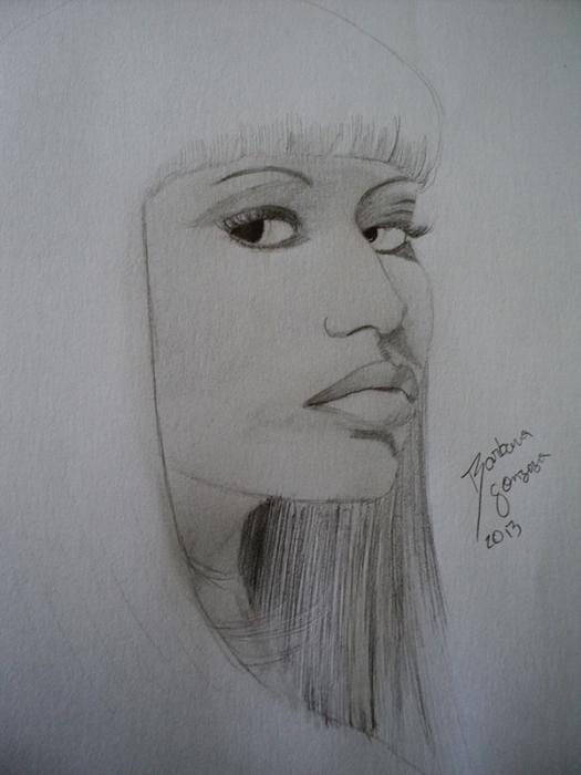 Nicki Minaj by GonzagaBarbara